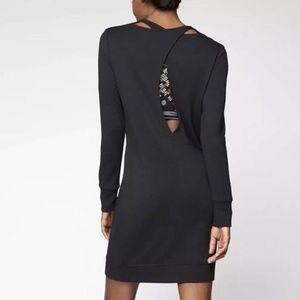 Athleta Black ATHLETA Nirvana Go To Sweater Dress